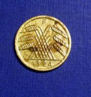Foto 4 4 mal 50 Rentenpfennig Weimarer Republik