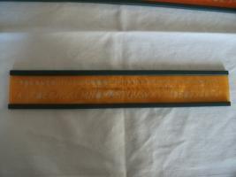 Foto 3 4 verschiedene Schrift-Schablonen, sehr alt (30er / 40er Jahre)