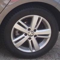 4 x Original VW Stratford Alu Felgen neuwertig, mit Michelin Energy Saver 205/55 R16 Profil 7,5 mm