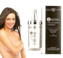 4Weeks Professional Forming ist die Brustpflegecreme der Zukunft.