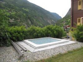 4.5 Zimmerwohnung mit Pool in Stalden CHF 329'000.-