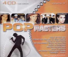 4er CD Box - Pop Masters - Volume 3