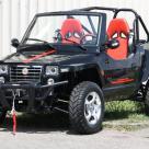 Foto 3 4x4 Micro Jeep 70 PS LOF Buggy 1100 von Quadix, 2015er Neufahrzeug