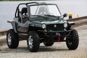 4x4 Micro Jeep 70 PS LOF Buggy 1100 von Quadix,  Neufahrzeug