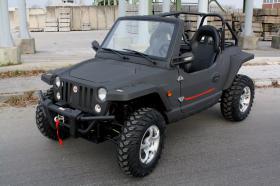 Foto 2 4x4 Micro Jeep 70 PS LOF Buggy 1100 von Quadix,  Neufahrzeug