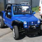 Foto 3 4x4 Micro Jeep 70 PS LOF Buggy 1100 von Quadix,  Neufahrzeug