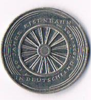Foto 2 5 Deutsche Mark 1985 G !