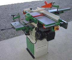 5-Fach-Kombimaschine für Holz