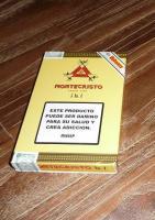 5 Montecristo Zigarren aus Kubaurlaub (5 No. 4)
