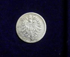 Foto 2 50 Pfennig Silber, Kaiserreich