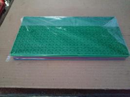 6 sehr dünne Grundplatten 32 x 32 Noppen lego kompartibel