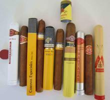 6 verschiedene kubanischen Zigarren