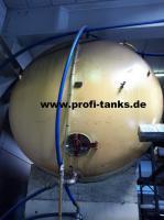 60 m³ Stahltank glasemailliert, top Zustand Wassertank Lagertank