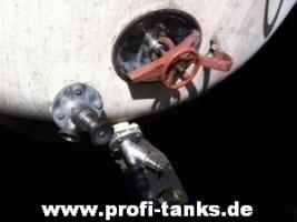 Foto 3 60 m³ Stahltank glasemailliert, top Zustand Wassertank Lagertank