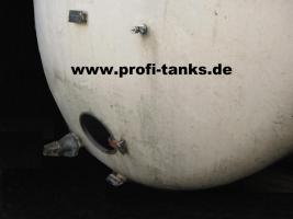 Foto 4 60 m³ Stahltank glasemailliert, top Zustand Wassertank Lagertank