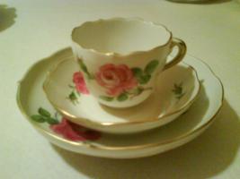Foto 3 60-teiliges Meissener Porzellan ... sehr edel