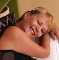 60jährige hat Sehnsucht nach charmantem Mann