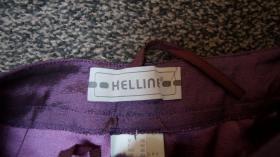 Foto 3 #7/8 Hose, Gr. #36, #NEU, #Helline, #aubergine