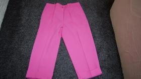 7/8 Hose, Gr. 48, pink, neu