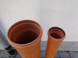 Foto 7 7 Teile Kg Rohr Winkel Muffen Abzweige und 2 Dichtungen