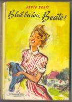 7 alte Kinder-/Jugendbücher, 60er, 70er Jahre