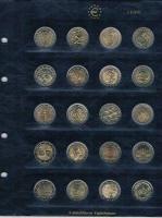 Foto 2 72 Stück 2 Euro Gedenkmünzen von 2004 bis März 2013 Niederlande Bankfrisch . .