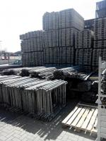 Foto 2 74 m² gebrauchtes Gerüst Baugerüst Bosta 70