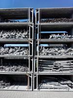 Foto 3 74 m² gebrauchtes Gerüst Baugerüst Bosta 70