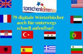 79 digitale Wörterbücher für zusammen zum Auktionspreis nur 15,00 € kompakt und schnell aufrufbar!