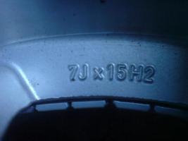 Foto 6 7J x 15 Zoll Alufelgen ET 33 LK 4x108 Ford...