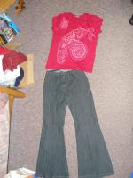 Foto 7 8 tlg Mädchenpaket Gr. 146