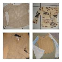 8 tlg Shirtpaket Gr. 152-158/XS ( auch Marken