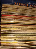80 Klassik Schallplatten