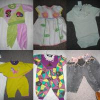 Foto 2 81 tlg Mädchen-Babypaket Gr. 50-74/80