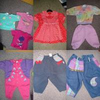 Foto 3 81 tlg Mädchen-Babypaket Gr. 50-74/80