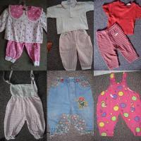 Foto 7 81 tlg Mädchen-Babypaket Gr. 50-74/80