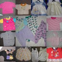 Foto 8 81 tlg Mädchen-Babypaket Gr. 50-74/80