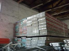 Foto 4 92 m² gebrauchtes Gerüst Plettac SL 70. Gerüste