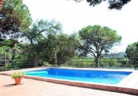 Foto 4 ☀️ Ferien in Spanien günstig buchen Ferienhaus privater Pool Lloret de Mar Costa Brava