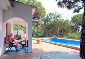 Foto 5 ☀️ Ferien in Spanien günstig buchen Ferienhaus privater Pool Lloret de Mar Costa Brava