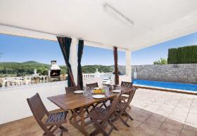Foto 2 ☀️ Spanien Ferienhaus Costa Brava privater Pool In Blanes mieten
