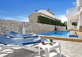 Foto 6 ☀️ Spanien Ferienhaus Costa Brava privater Pool In Blanes mieten