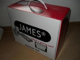 Foto 2 ★ ★ ★ JAMES PC & MAC DIGITAL USB KAMERA SENSOR BLACKBOX SOFTWARE VIDEO ÜBERWACHUNG ★ ★ ★