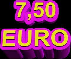 Foto 2 ☞ ☞ ☞  NUR 7,50 EURO  -  DER PREISKNALLER NUR IM  JAHR 2018  ! !