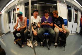 Foto 42 9,5 Tages Bus oder Flugreisen nach Barcelona Spanien