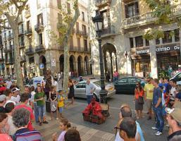 Foto 84 9,5 Tages Bus oder Flugreisen nach Barcelona Spanien