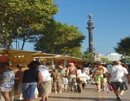 Foto 88 9,5 Tages Bus oder Flugreisen nach Barcelona Spanien
