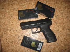 9..PAK Patronen von  german Sport Guns getestet von R Spies intern . Sicherheitsexperten