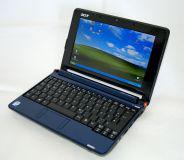 ACER ASPIRE ONE 110 Netbook Blue