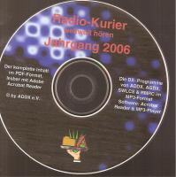 ADDX Jahrgangs-CD 2006
